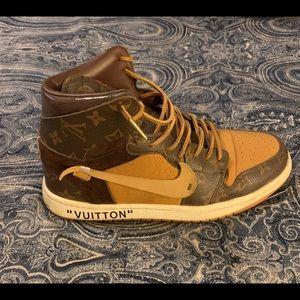 Men Air Jordan 1 Size 11